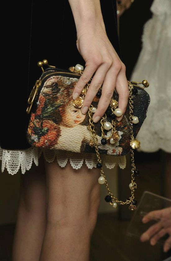 lovely purse
