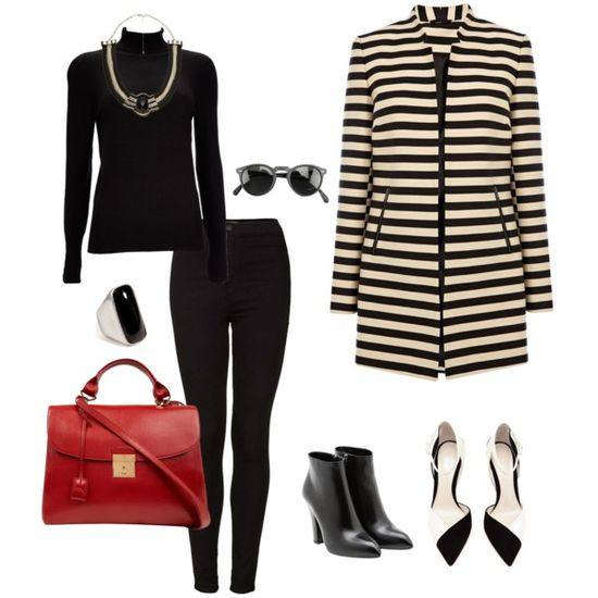 """Work outfit"" by Gabrielle BH on Polyvore"