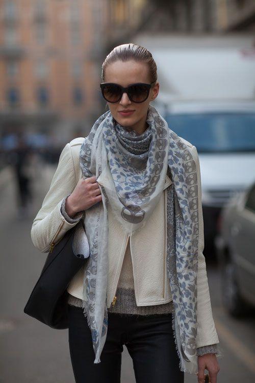 Style Fall 2013: Milan Fashion Week