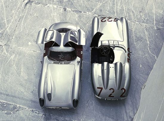 ? Mercedes-Benz 300SLR
