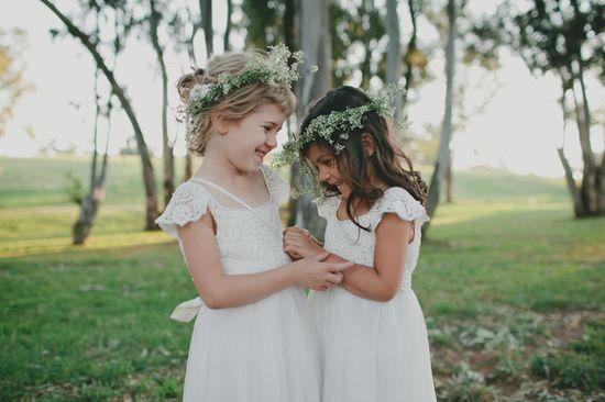 Cutest flower girl dresses!