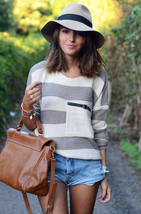 Casual but Chic Look