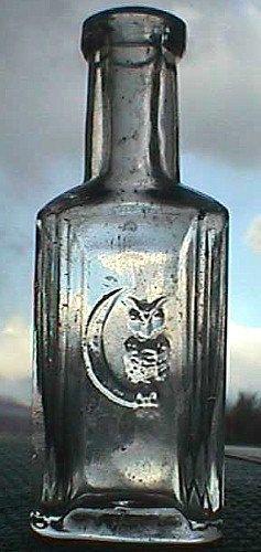 Cool antique bottle