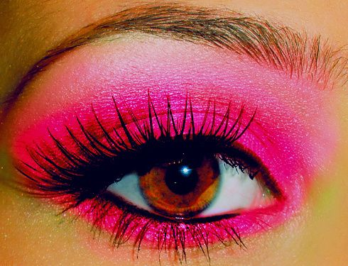THE BEST PINK MAKEUP EVER..