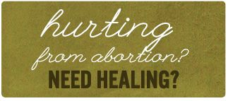 Abortion hurts women. For more information go on www.standtrue.com