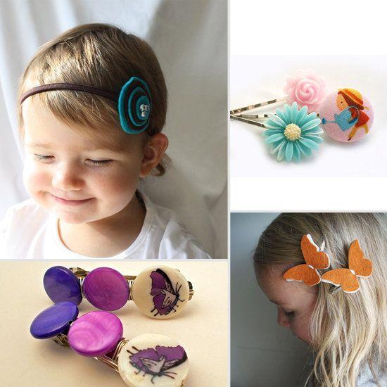 Cute Hair Accessories For Girls