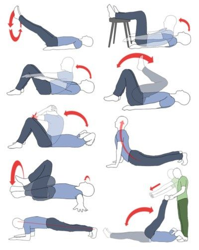 lower stomach workouts-this is good because no ab workout ever targets this!