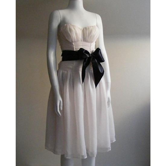 chiffon dress from makemeadress on etsy - so romantic and pretty