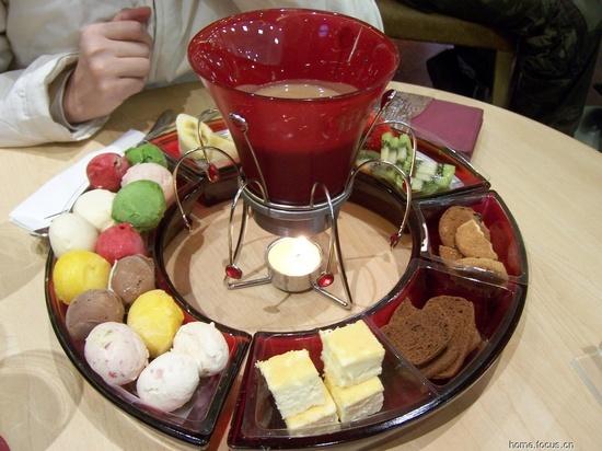 Handmade ice cream~nice!