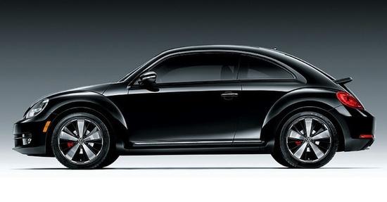 New! Volkswagen Beetle.