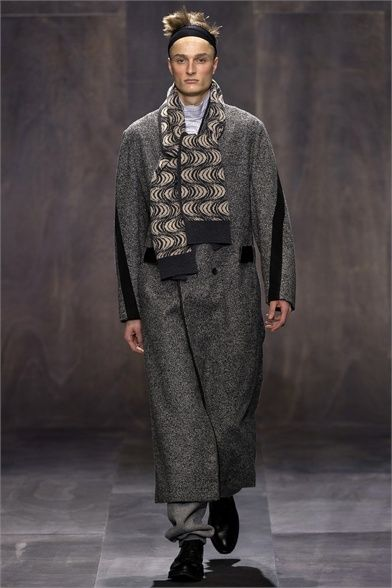 Damir Doma menswear Fall Winter 2013-14 collection