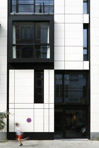 Sleek. 24 Rue Saint - Boniface/BoP Architecture