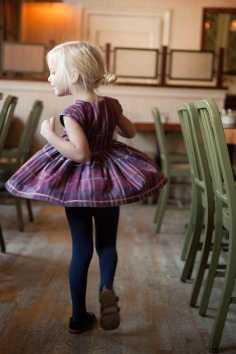 a dress that twirls is the best