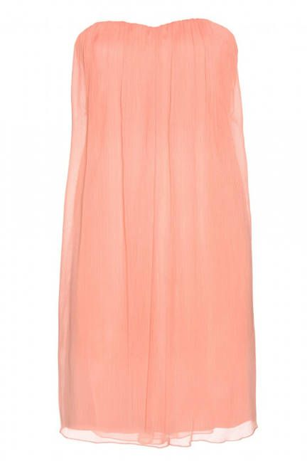 Sweet and simple in coral from Alice + Olivia
