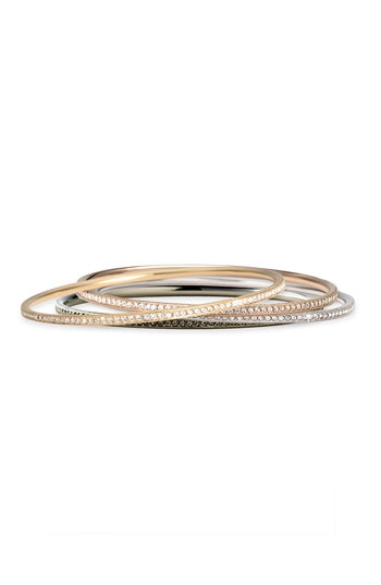 Elegant Nadri Crystal Bangle #stackedwrist #Nordstrom