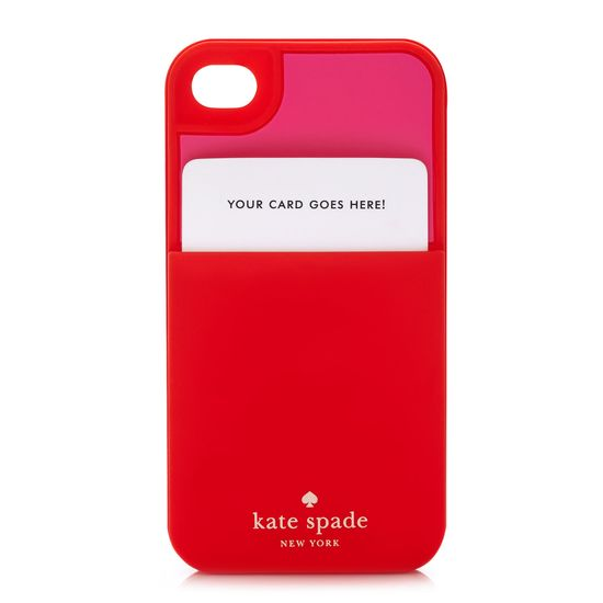 card + iPhone!