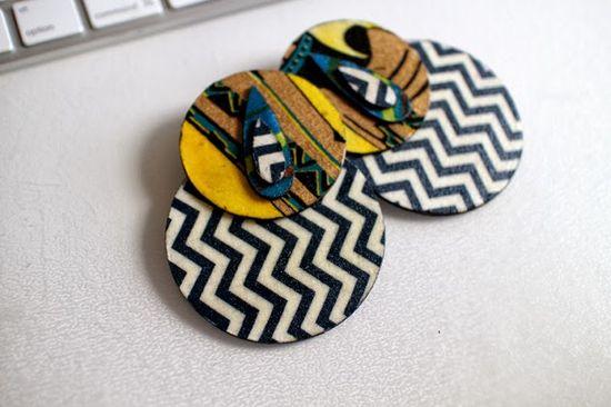 "Handmade Earrings - gorgeous (@""Sweenee Style"")"