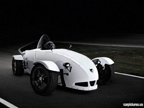 e-Wolf e-1 #supercar