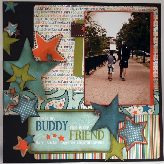 Best Buds - Scrapbook.com