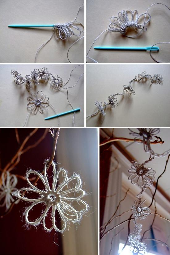 DIY: spring flowers