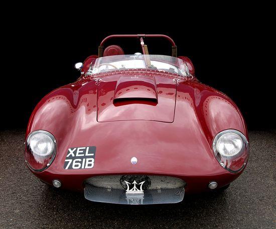 Maserati Racer car