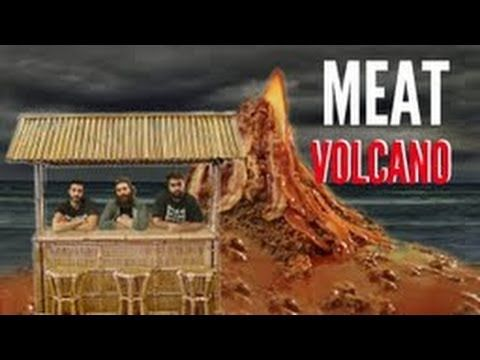 Meat Volcano - Epic Meal Time
