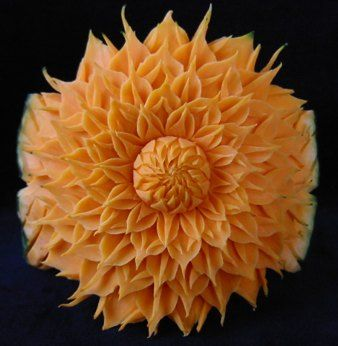 food carving art new images - Google Search