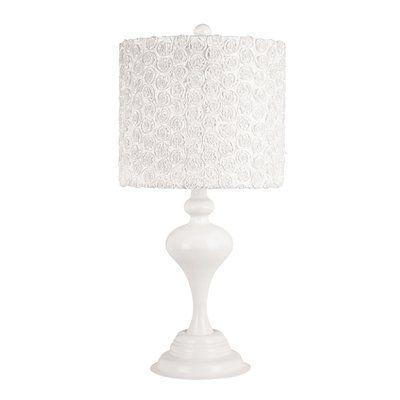 Trans Globe KDL-853 Colored Rose Bud Table Lamp