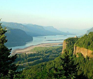 Historic Columbia River Highway, Oregon
