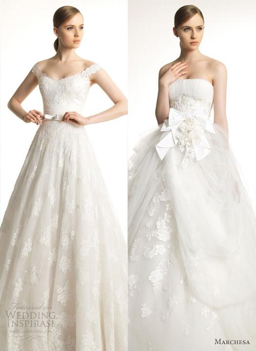Zuhair Murad Wedding dresses 2013  weddinginspirasi....