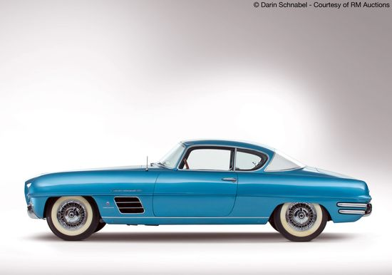 1954 Dodge Firearrow III Sports Coupe