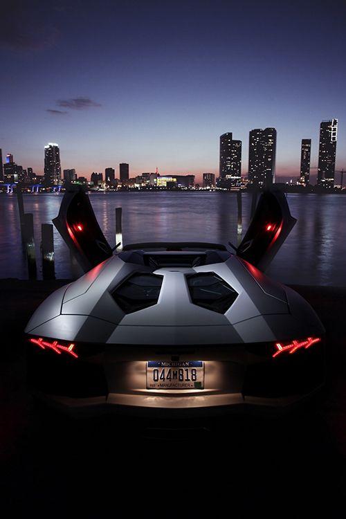 scenic Lamborghini