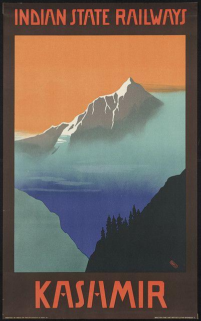 Kashmir by Boston Public Library, via Flickr