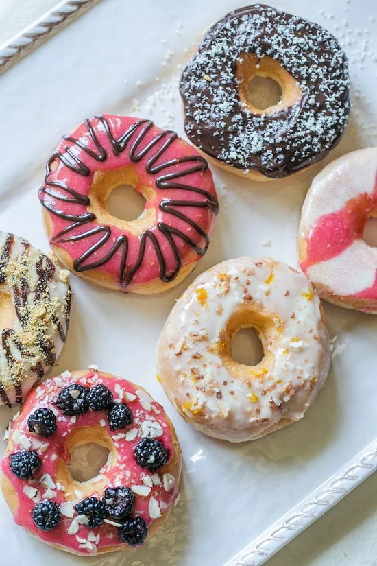 Decorating Donuts: Four Easy & Delicious Donuts Glazes