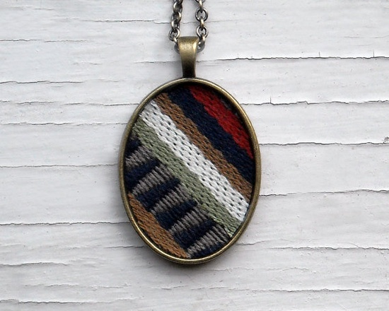 Geometric Jewelry Tribal Necklace