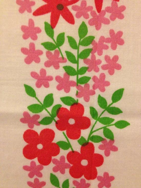 Sweet 70s Fabric