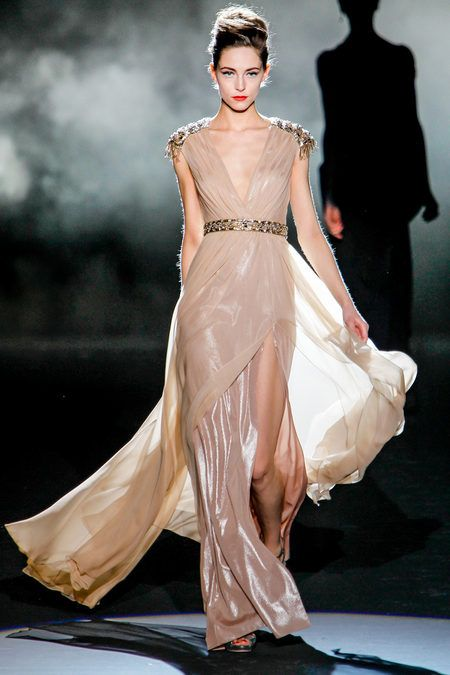 Badgley Mischka Fall RTW 2013 www.renttherunway... Repin your favorite #NYFW looks to get them from the Runway to #RTR!