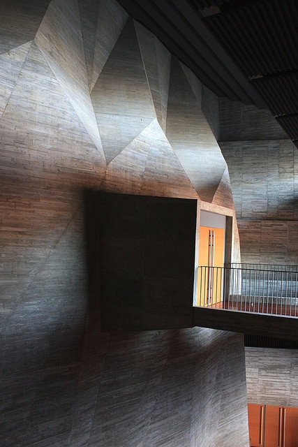 Shimane Art & Culture Centre, designed by Hiroshi NAITO, Japan