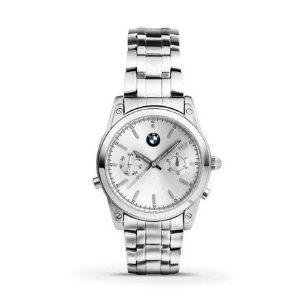 BMW Quartz Chrono Ladies Watch with Stainless Steel Strap