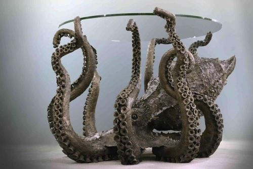 OMG....... OMG.... OMG..... This is AMAZING!!!   Yes this is ART.  Amazing and goes great with my new octopus fetish lol