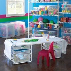 Organization for play room