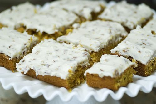 Sirgrid's Carrot Cake by Ree Drummond / The Pioneer Woman,