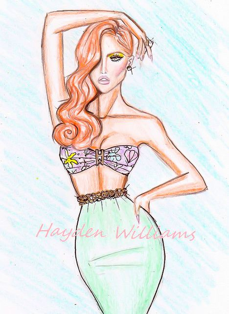 'Under The Sea' by Hayden Williams by Fashion_Luva, via Flickr