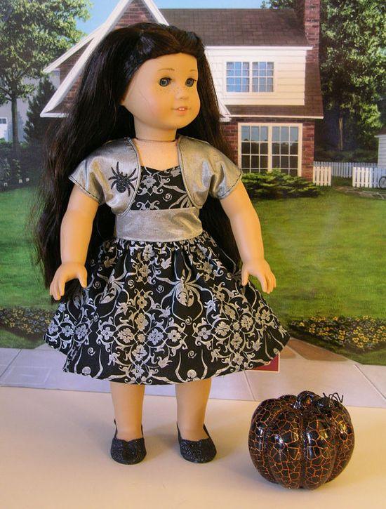 Pretty doll dress