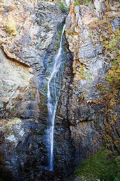 Copper Creek Falls - Idaho