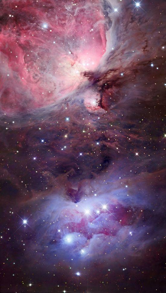 Sword of Orion constellation & nebula -  © Robert Gendler, 2006