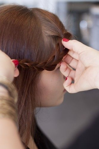 Photo 2- You Totally Got This: 4 Easy Braids For Rookies