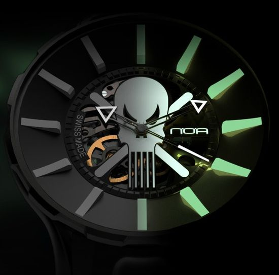 N.O.A Ghost Collection Watches