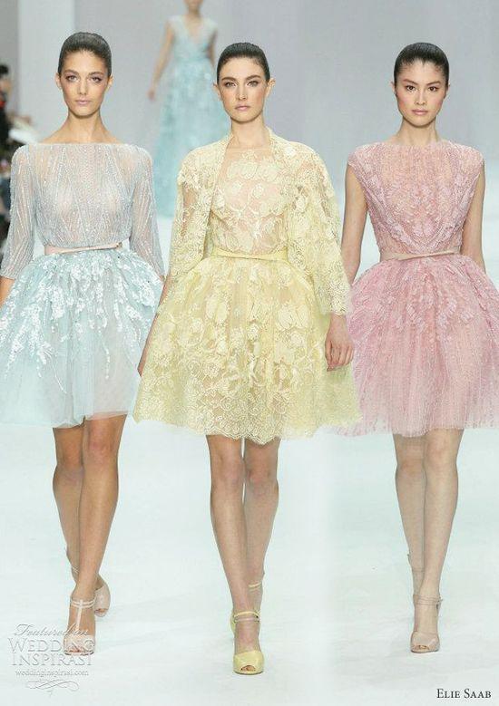 elie saab spring summer 2012 couture