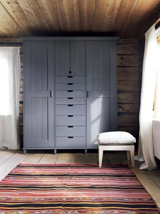 Charlotte Minty Interior Design: Swedish Farmhouse and Sustainable Furniture by Norrgavel.
